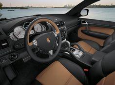 Porsche Cayenne Turbo S Interior