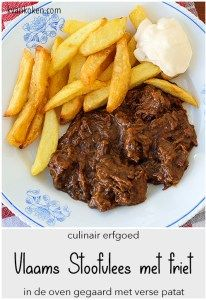 Dutch Recipes, Beef Recipes, Cooking Recipes, Healthy Recipes, Slow Cooker Recepies, Belgian Food, Feel Good Food, Xmas Food, Creative Food