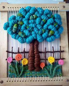 Tablet Weaving, Weaving Art, Weaving Patterns, Tapestry Weaving, Loom Weaving, Yarn Crafts, Sewing Crafts, Diy And Crafts, Weaving Wall Hanging