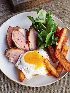Jerk Ham, Egg & Chips | Comfort Food | Jamie Oliver