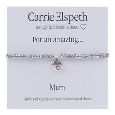 Free Giveaway:  Carrie Elspeth Sentiment  Bracelet   Enter Here: http://www.giveawaytab.com/mob.php?pageid=345730755178