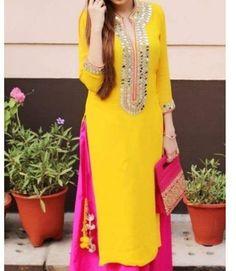 To Buy this beautiful PunjabI dress. Contact at M: 91 8284833733 or email us at care@zikimo.com or visit :www.zikimo.com #zikimo #smartzikimo http://ift.tt/1Q9eWZC - http://ift.tt/1HQJd81