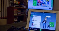 Xbox SmartGlass now available for iPhone & iPad