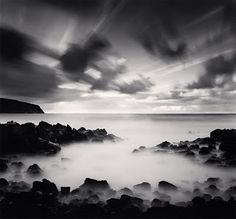 Easter Island by Michael Kenna