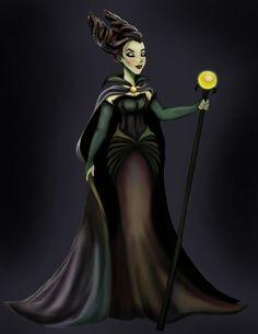 Maleficent+by+missambrosia.deviantart.com+on+@DeviantArt