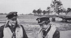 Svein Heglund and Ottar Malm. 331. Both surived the war.