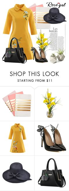 """""""rosegal  27"""" by aida-1999 ❤ liked on Polyvore featuring StudioSarah"""