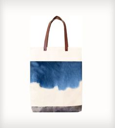 Canvas Pocket Tote Bag | INACTIVE Gifts for Cool Kids | McLoveBuddy | Scoutmob Shoppe
