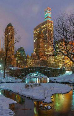 Central Park New York City