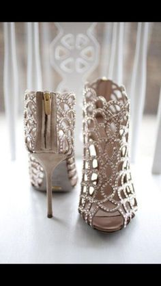 Wedding shoes <3