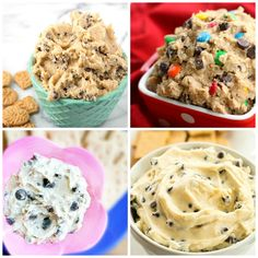 COOKIE DOUGH RECIPES TO THE RESCUE! If you're anything like me, you love cookie dough just as much as the finished cookie (or even more!). I thought it would be fun to share 32 delicious recipes – all featuring edible cookie dough – with you! From brownies to cakes, cookies to bite sized treats, there's... Read More