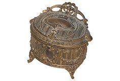 Victorian Jewelry Casket on OneKingsLane.com