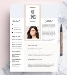 Artistic Resume Template, CV Template, Instantaneous Obtain, Editable in MS Phrase and Pages + Cowl Letter. Free Resume Examples, Creative Resume Templates, Creative Resume Design, Cv Website, Cv Original, Template Cv, Cv Online, Cv Inspiration, Cv Cover Letter