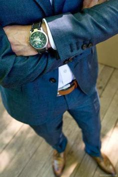#8 - EVERY man needs a good watch | 16 Style Rules Every Man Should Know @ School of Style #SOSMenswearStyling