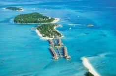 Four Seasons Resort Maldives at Kuda Huraa | Distance from Airport: 20km | Number of rooms: 96