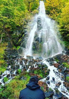 Trusetaler Wasserfall in Brotterode-Trusetal.
