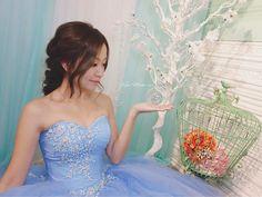 粉藍裙子的夢幻世界�� 蠻喜歡的悠悠感覺 ���� ig @koeihor * ��  fb/k o e i m a k e u p .. ~* #koeimakeup #hair #hairdo #hairstyle #hairmake #bride #bridal #makeup #weddinghair #bridalhair #hairstyling #wedding #weddinggown #mua #makeupartlist #beauty #elegant #instabeauty #igmakeup #nudemakeup #bigday #prewedding #Natural #photograph #photoshoot #化妝師 #新娘化妝 #化妝 #韓妝 http://gelinshop.com/ipost/1519259860422825807/?code=BUVfssuAxdP