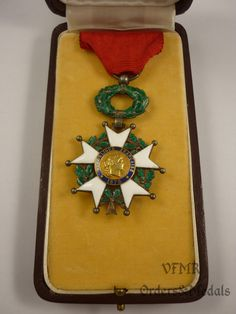 France - Legion of Honor with box (1870-1951)
