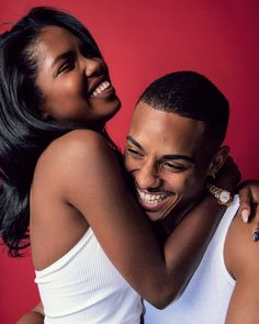 We The Urban With Ryan Destiny & Keith Powers Black Love Couples, Cute Couples Goals, Black Couples Tumblr, Couple Goals Relationships, Relationship Goals Pictures, Marriage Goals, Black Girl Aesthetic, Couple Aesthetic, Couple Noir