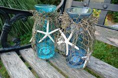 Fishnet Vases