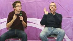 El juez y diputado podemita Yllanes denuncia amenazas de Monedero por sus opiniones