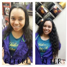 #BEFORE'S & AFTER Extensions Hair, Overalls, T Shirts For Women, Tops, Style, Fashion, Weave Hair Extensions, Swag, Moda