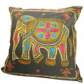 Cushion Covers   Recycled Gifts   Fair Trade Homewares Elephant in Black $19.95 To place an order for thiis beautiful cushion cover, click on the link below http://www.oxfamshop.org.au/homedecor/cushion-covers #oxfamshop #fairtrade #shopping #homedecor #cushioncovers