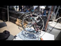 Meet Gimball, a Collision-Tolerant Drone - YouTube