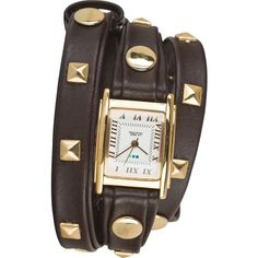 La mer chocolate pyramid wrap watch ($71) ❤ liked on Polyvore featuring jewelry, watches, accessories, bracelets, hand crafted silver jewelry, silver jewelry, wrap watch, hand crafted jewelry and silver wrap watch
