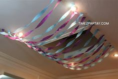 Time2Partay.blogspot.com: Graduation Party-Turquoise and Purple