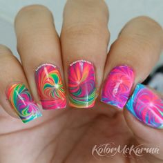 Instagram media by kolormekarma #nail #nails #nailart