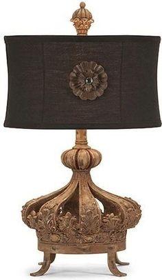 Prince George Table Lamp