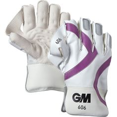 Last 23 x Gunn and Moore 606 Wicket Keeping Gloves Ladies rrp£50 Only – UK Sports Warehouse