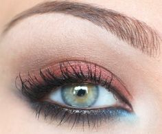 Soft smoky eye - #Eyeshadow