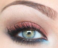Soft smoky eye - #Eyeshadow