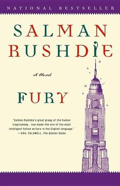 Fury by Salman Rushdie 2001.  Check it out here http://encore.sutherlandshire.nsw.gov.au/iii/encore/record/C__Rb1056574__SRushdie%2C%20Salman%20fury__Orightresult__X2?lang=engsuite=cobalt