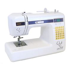 Janome QS30 Quilt Shop Computerized Sewing Machine.  Price reduced at www.shopjoya.com