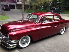 1951 Mercury Custom Coupe