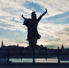 A melhor coisa é poder viajar! Budapest, Hungary