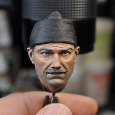 Painting 1/9 scale bust facial skintone – PRELUDE Keigo Murakami is a figure painter from Aichi in Japan, he is regularly featured in the volumes of Scale Model Hand Book by Mr Black Publications. He usually works with military and historical projects and his works are very popular. In this short SBS we will provide … … Continue reading →