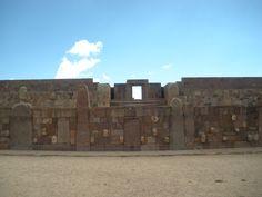 City of Pumapunku Ancient Mystery « UFO-Contact News