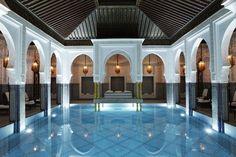 Moroccan Indoor Pool