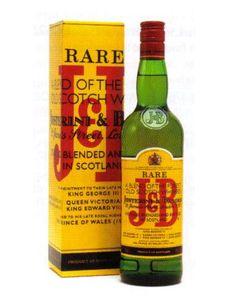 J&B Whisky | Patrick Bateman's choice.