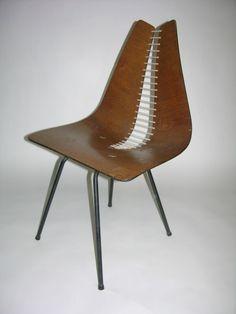 Carl Wood Organic Design Chair