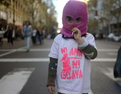Here's Everything You Need To Know About The Huge Protests Against Gender Violence In Argentina