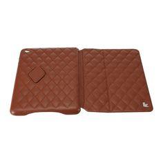 Premium Matelasse Leather Cover for iPad mini On Sale - JisonCase_Jisoncase