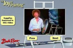 Bob Ross The Joy Of Painting | 12 Apps All '90s Kids Should Check Out
