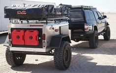 OffRoad Trailers : Photo