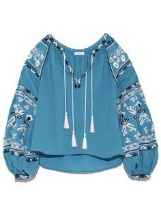 エンブロイダリーブラウス(ブラウス)|FRAY I.D(フレイアイディー)|ファッション通販|ウサギオンライン公式通販サイト