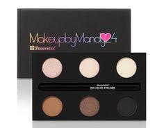 MakeupbyMandy24's Signature Eyeshadow Palette: http://bit.ly/11A3OgU